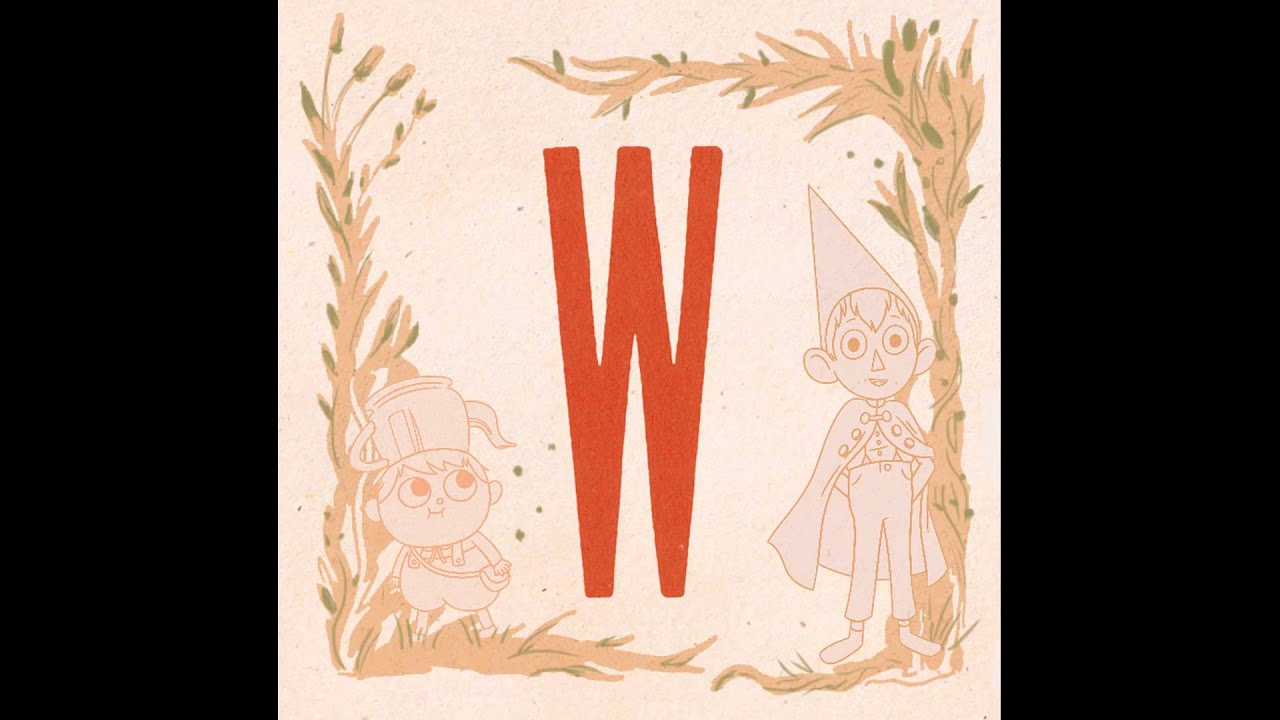 Langtree 39 S Lament Songs Of The Series Over The Garden Wall Cartoon Network Chords Chordify