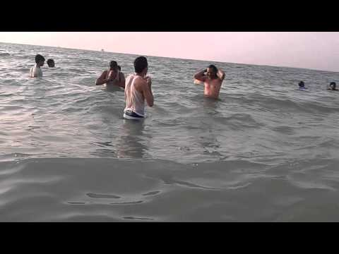 Jumaira Beach Dubai on Eid ul Adha 2014...