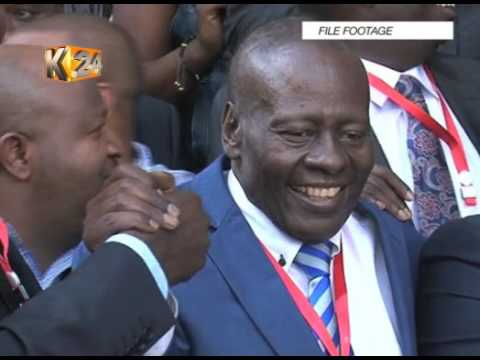 Best Moment of the late Nyeri Governor Nderitu Gachagua