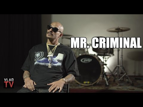 Mr. Criminal on Acting in 'Bright' with Will Smith, Not Sure if His Character Killed Part 1