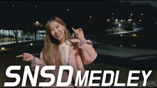 소녀시대 메들리(Girls' Generation Medley) × 태연 TAEYEON 'Fine' - PLAYUS 플레이어스 Cover