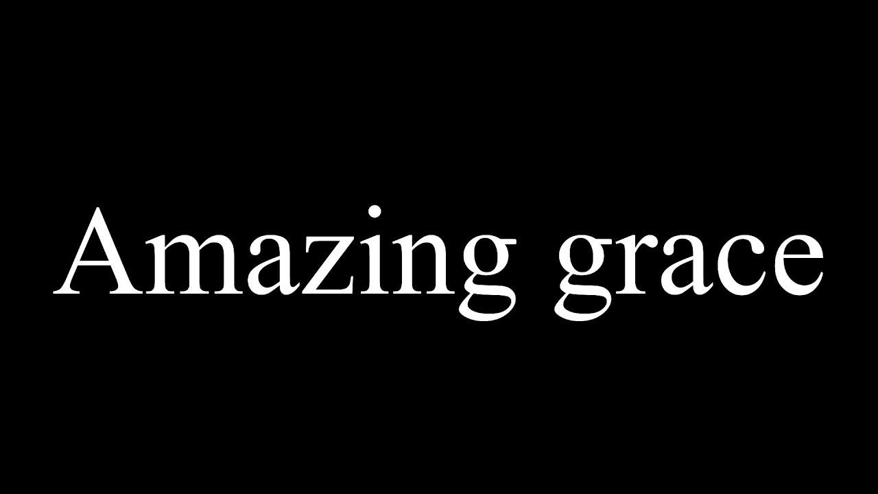 Amazing Grace feat. Muku Hatsune - アメイジング・グレイス feat. 初音ミク