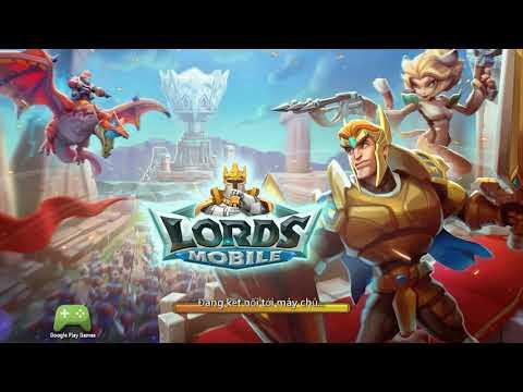 (Lord Mobile )Nạp Gói Bản Kim Cương Xanh