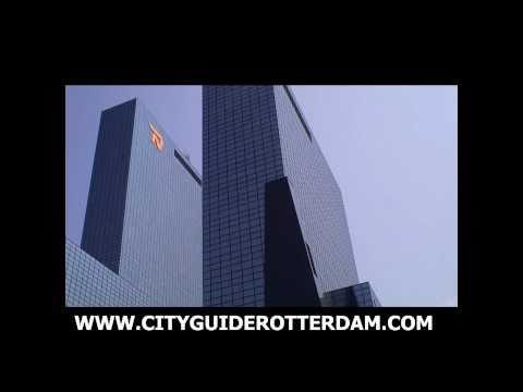 Delftse Poort Rotterdam - Nationale Nederlanden gebouw Rotterdam