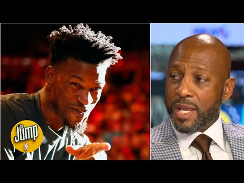 Jimmy Butler Is A Miniature Version Of Me - Alonzo Mourning | The Jump