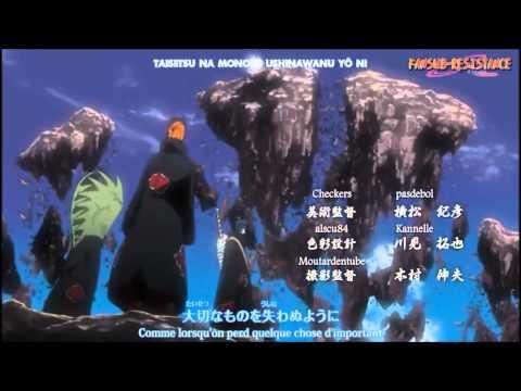 Naruto Shippuden Opening 9 Lovers