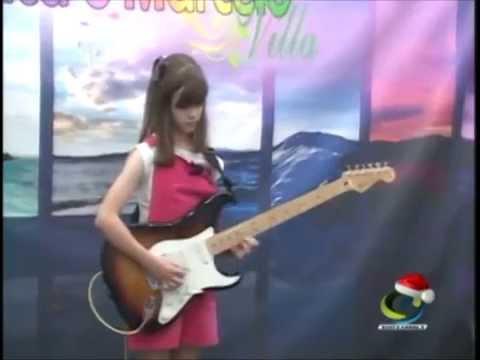 Lorena Braco ( 9 Anos) O MILIONÁRIO - Os Incríveis/The Clevers/The Dakotas