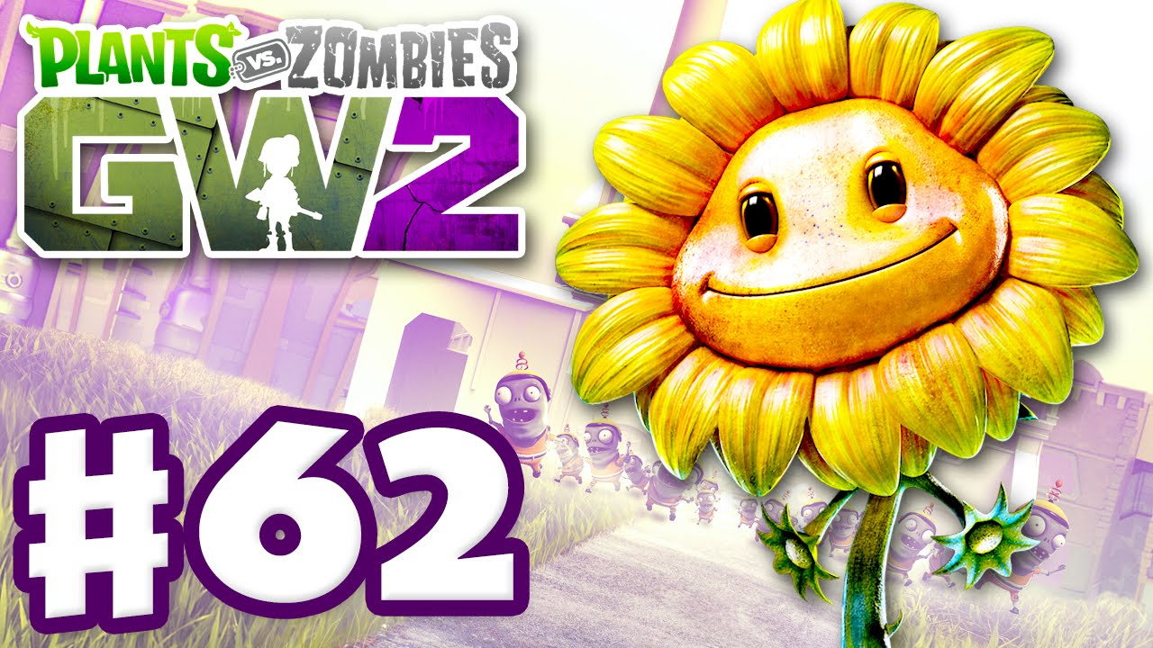 Plants Vs Zombies Garden Warfare 2 Gameplay Part 62 Sunflower Pc Youtube