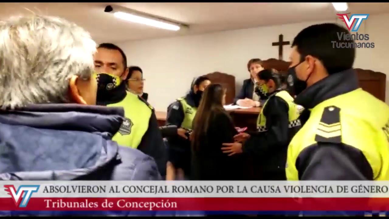 Caso Romano-Dip: La reacción de la familia de Romina luego de que absolviera al Concejal de Alberdi