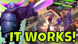 FARM 120K Dark Elixir a DAY with PEKKA DE FARMING! Clash Of Clans