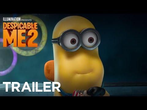 Despicable Me 2 - Mini-Movies Trailer - Illumination