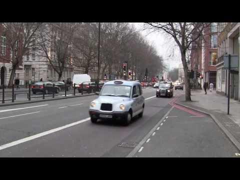 Marylebone Road, London - April 2013