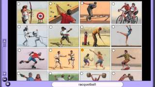 Individual Sports (opd Dictionary)