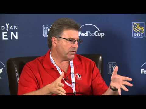 2013 RBC Canadian Open - Golf Canada's Scott Simmons & Mike