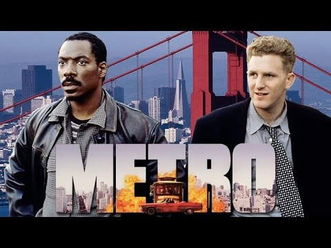 "Making-Of ""METRO"" (FR) 1997 Eddie Murphy"