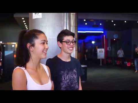 Avengers Infinity War Audience Reactions - Darwin, Australia