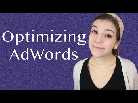 AdWords Optimization on Your Website