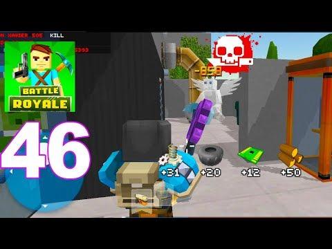Mad GunZ - Gameplay Walkthrough Part 46 - Craft Melee Premium (Android Games)