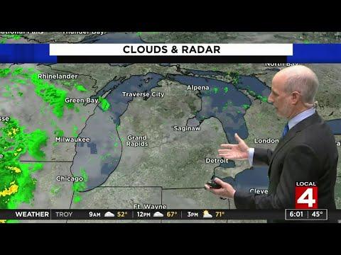 Metro Detroit Weather: Warm Weekend Ahead