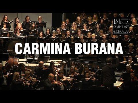 Carmina Burana - La Jolla Symphony and Chorus