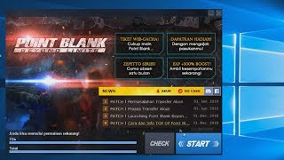 Gambar cover Cuma 5 Menit! Cara Download dan Install Point Blank Beyond Limits 2019
