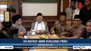 Maruf Amin Pamit ke PBNU