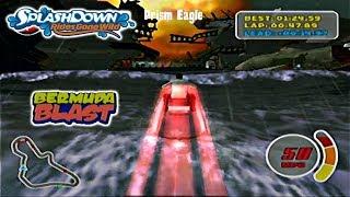 SplashDown: Rides Gone Wild - Bermuda Blast (Read Description)