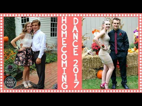 Download Youtube: HOMECOMING 2017 - GETTING READY & PRE DANCE PHOTOS