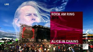 Alice in Chains at Rock am Ring,  Nürburg, Germany 2019