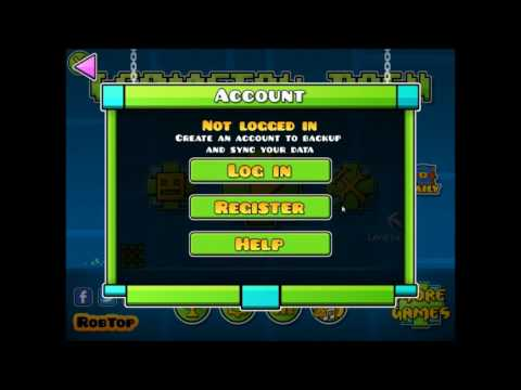 """How to fix Geometry Dash """"Email is invalid"""" EASY 2017"""