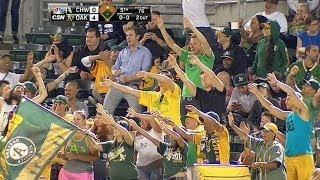 Players, fans enjoy Reddick