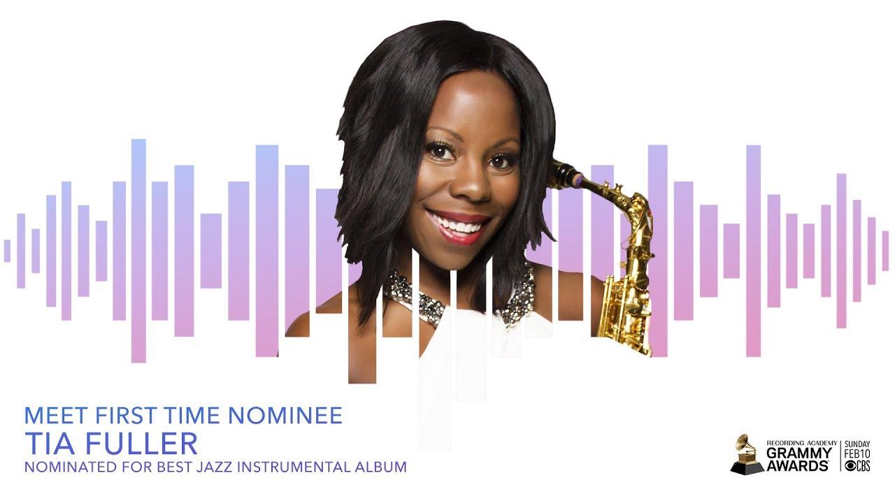Meet The First-Time GRAMMY Nominee: Tia Fuller | GRAMMY com