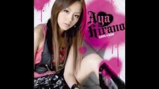 Glitter Aya Hirano 平野 綾 Album/Single: LOVE☆GUN.