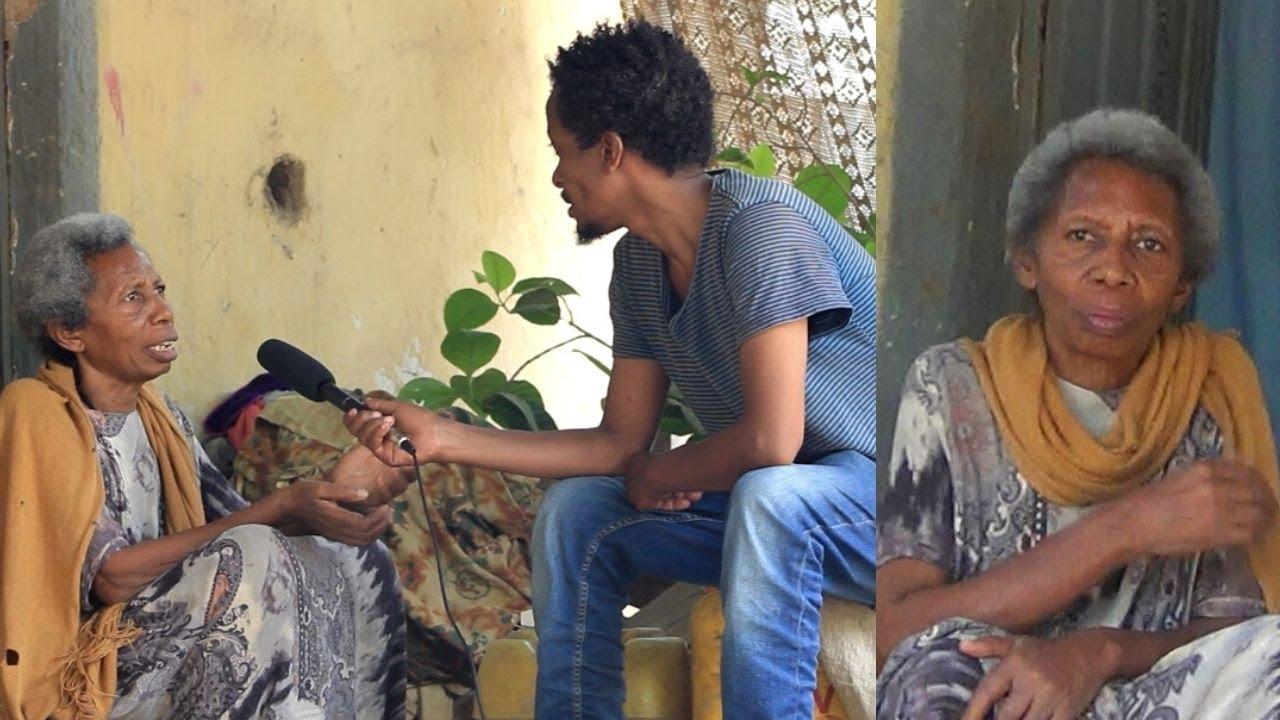 ETHIOPIA - የቀን ጎዶሎ በድንገት ከአስከፊ ህይወት የጣላቸው ምስኪኗ ወሮ ማርሸት