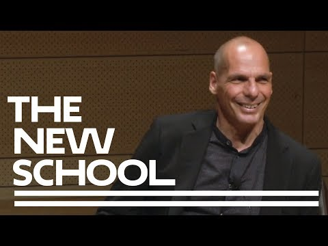 Yanis Varoufakis on Talking to My Daughter About the Economy | The New School