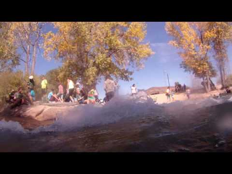 River Snorkeling Treasure Diving Golden Colorado
