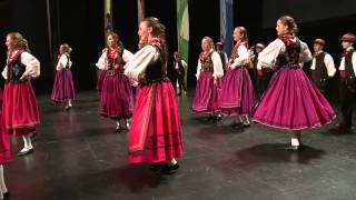Polish Folk Dance Group: Winner of Folk Dances Category in 2013 Intl. Art & Language Contest