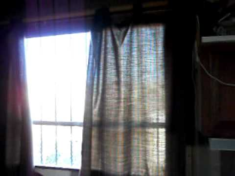 Motorized Curtain Opener  Home Made
