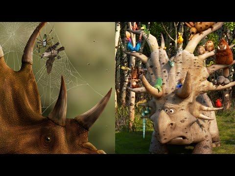 Download The Good Dinosaur Trailer Accuracies & Inaccuracies