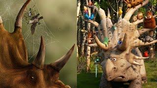 The Good Dinosaur Trailer Accuracies & Inaccuracies