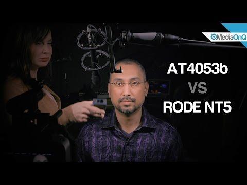 AT4053b VS. RODE NT5 in 4K