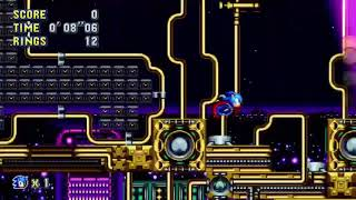 [Former WR] Sonic Mania - Stardust Speedway Zone: Act 2 Speedrun (Sonic)  0