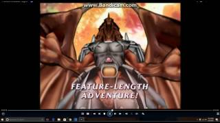 Opening To Avatar: The Last Airbender: Book 1: Water Vol 1 2006 DVD