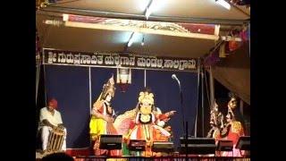 Yakshagana - saligrama mela - Bheeshma parva - 9