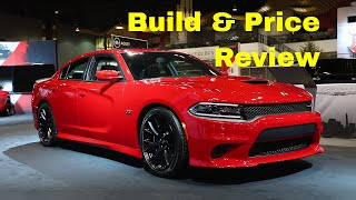2018 Dodge Charger R/T Scat Pack 392 Review: Price, Specs, Horsepower and Features