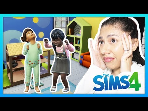 MY DAUGHTERS HATE EACH OTHER!! - The Sims 4 - My Sims Life - Ep 38 thumbnail