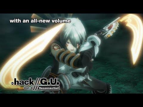 .hack//G.U. Last Recode - Launch Trailer | PS4, PC