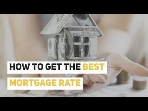 Finding the Best Mortgage Rates