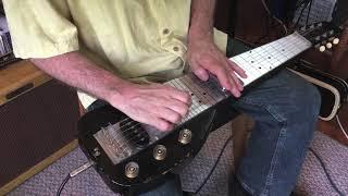 Kahala Swing - steel guitar