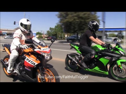 Best Beginner Motorcycle Ninja 300 And Cbr 250r Starter Sport Bike